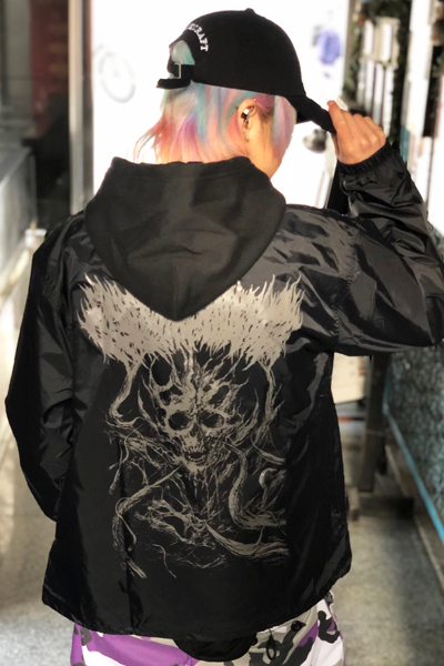 Gluttonous Slaughter (グラトナス・スローター) Balberith Coach Black x Gray
