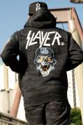 REBEL8×SLAYER Slayer Army Pullover Hoodie