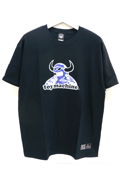 TOY MACHINE TMP18ST7 camo monster st black