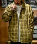 Subciety CPO COACH JKT- YELLOW