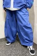 ROLLING CRADLE RIP-STOP PANTS BLUE