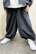 ROLLING CRADLE RIP-STOP PANTS BLACK