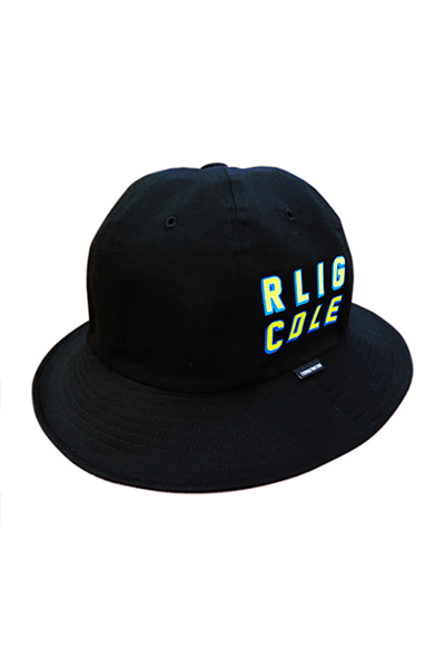 ROLLING CRADLE RC REVERSIBLE BELL HAT BLACK