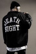 【予約商品】deathsight 19S Coach JACKET BLACK