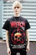 KILL STAR CLOTHING(キルスター・クロージング) Nostalgia Tshirt