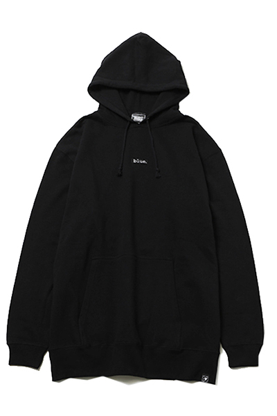 SILLENT FROM ME FEEL -Pullover- BLACK