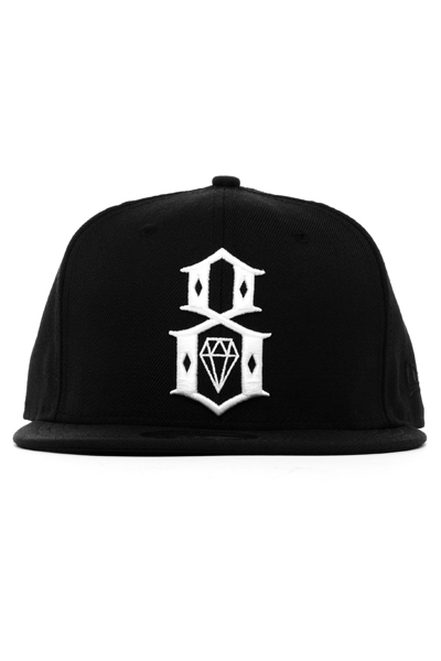 REBEL8 STANDARD ISSUE LOGO NEW ERA