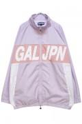 GALFY 色絶妙ナイロンジャケット L.PURPLE