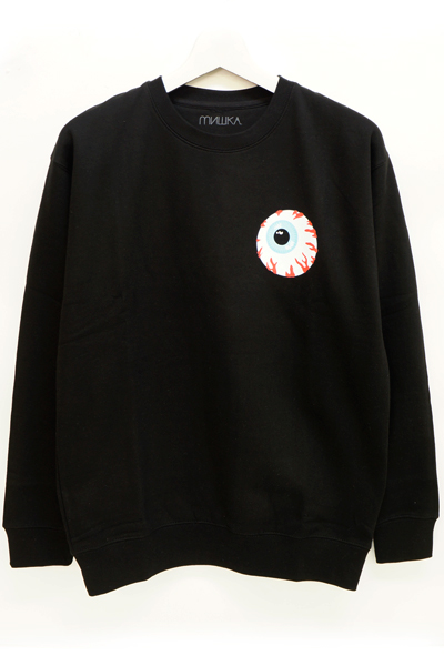 MISHKA (ミシカ) MSKBC-1C Sweatshirt Black