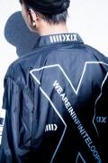 """DI:VISION """"XIX"""" COACH JKT (BLK)"""
