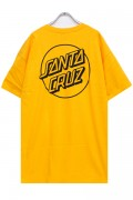SANTA CRUZ OPUS DOT SS TEE GOLD