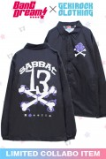 【バンドリ!×ゲキクロ 第2弾】SABBAT13×宇田川あこコラボ 限定 コーチJKT