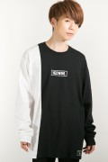HEDWiNG Crosscut Longsleeve T-shirt Black