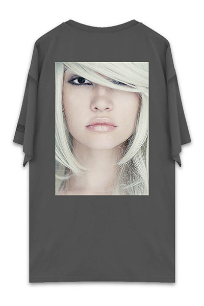 UNUSUAL BEING PROFOUNDLY THE SHADE BEAUTY T-SHIRT PEPPER BLACK