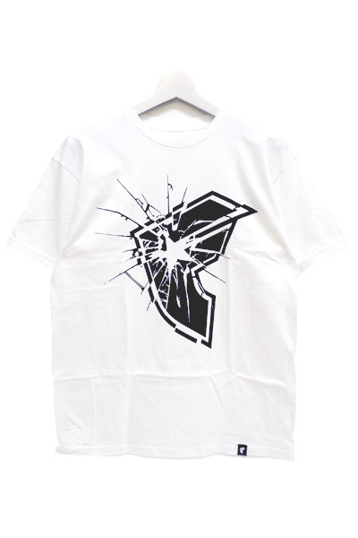 FAMOUS STARS AND STRAPS SHATTER BOH TEE WHITE