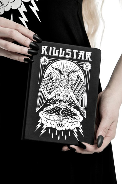 KILL STAR CLOTHING (キルスター・クロージング) In Like Sin Journal [B]