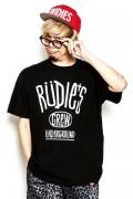 RUDIE'S DRAWING-T BLACK