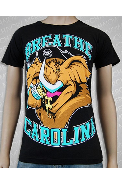 BREATHE CAROLINA Mammoth Black