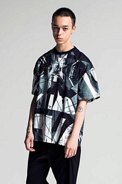 PARADOX ALL GRAPHIC TEE HOLY GROUND