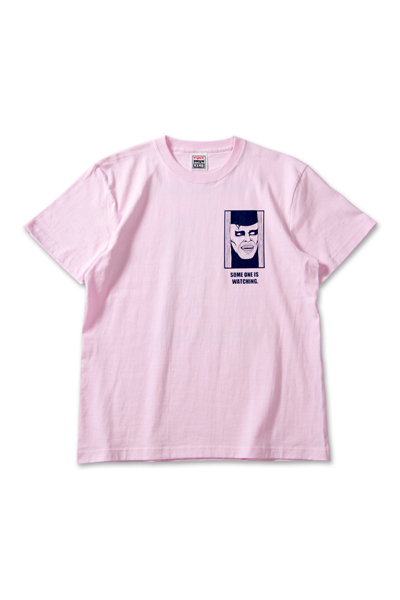 PUNK DRUNKERS 見てるTEE LT.PINK