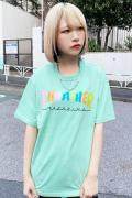 THRASHER TH91292 T-Shirt GREEN