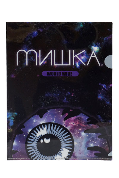 MISHKA(ミシカ) CLEAR FILE GALAXY