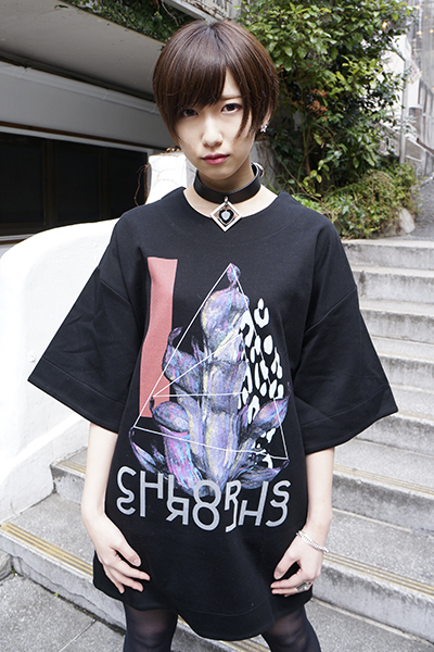 PARADOX SUPER BIG TEE CHLORIS