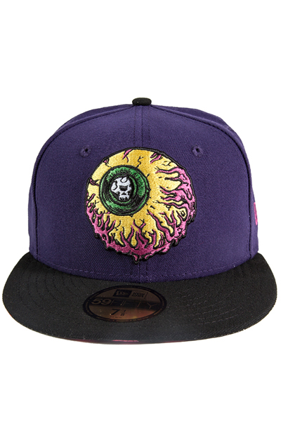 MISHKA (ミシカ) LAMOUR KEEP WATCH NEW ERA 5950 PURPLE