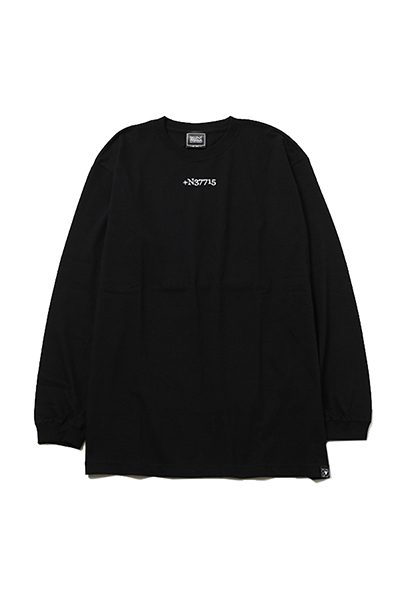 SILLENT FROM ME STIGMA -Long Sleeve- BLACK