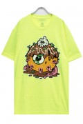MISHKA SP191001 T-SHIRT LIME G.