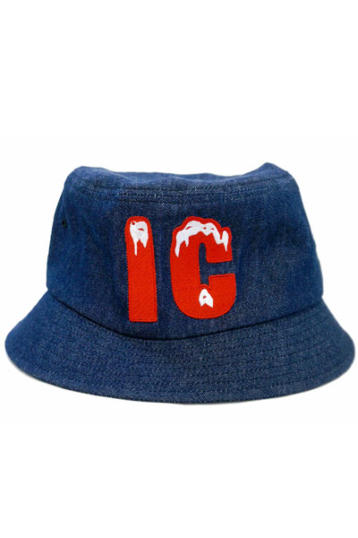 ICECREAM FROZEN IC BUCKET HAT