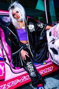 GALFY (ガルフィー) カラーギャング SETUP 黒ギャン