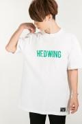 【予約商品】HEDWiNG Slimy Logo T-shirt White