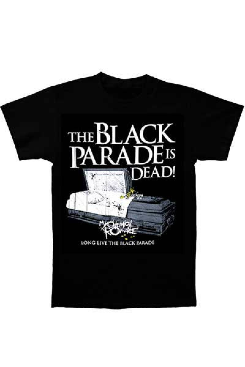 MY CHEMICAL ROMANCE FINAL FAREWELL T-Shirts