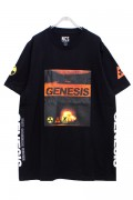 NOT COMMON SENSE GENESIS SEAM TEE BLACK