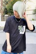 MISHKA M21000006 T-Shirt Black