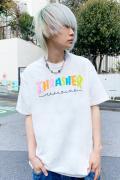 THRASHER TH91292 T-Shirt WHITE