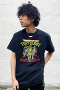 TOY MACHINE TURTLEBOY T-Shirt BLACK