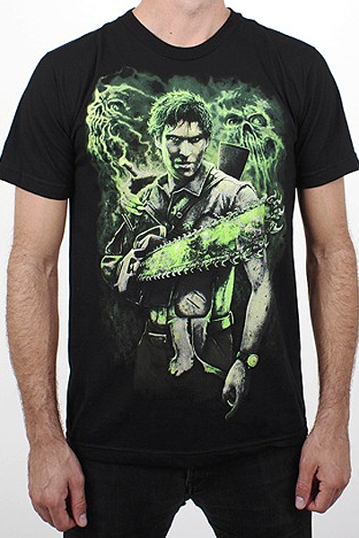 ELECTRIC ZOMBIE King Recharged T-Shirt