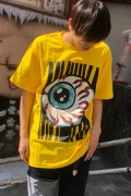 MISHKA SP191004 T-SHIRT YELLOW