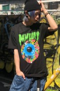 MISHKA SP191002 T-SHIRT BLACK