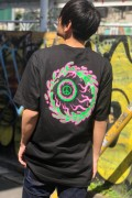 MISHKA SP191009 T-SHIRT BLACK