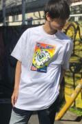 MISHKA SP191007 T-SHIRT WHITE