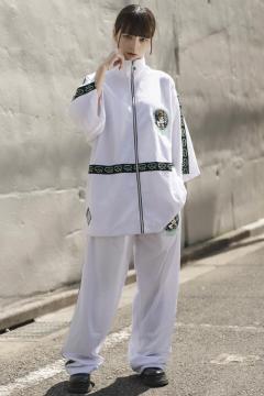 """【予約商品】やね×GALFY×GEKIROCK CLOTHING やね卍SET UP """"ラブ&ピースの使者"""""""