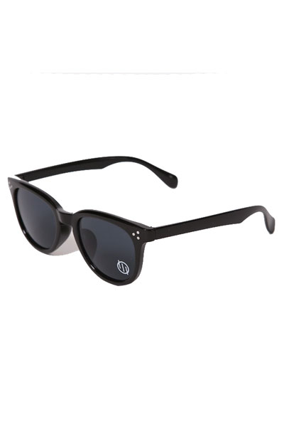 SILLENT FROM ME OLIVER -Sunglass- BLACK