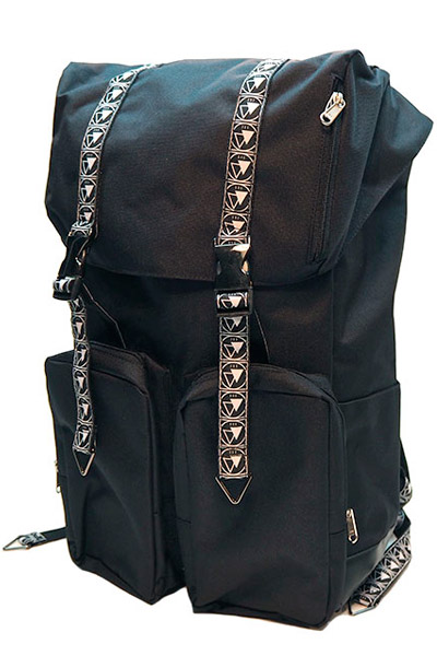 SILLENT FROM ME LISBETH -Flip Day Pack- BLACK