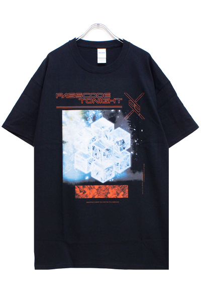 PassCode TONIGHT T-shirt <T.Y.O.T TOUR2018>