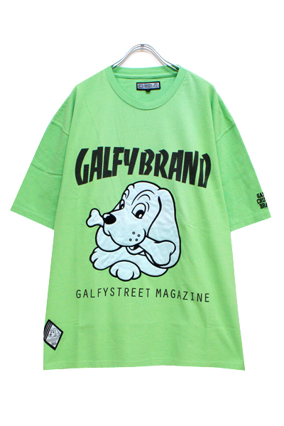 GALFY 182007 NEON Tee NEON Y.GREEN