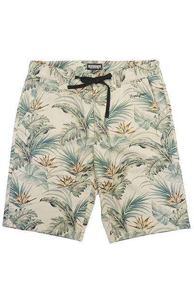 Zephyren(ゼファレン) BOTANICAL SHORTS BEIGE