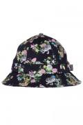RIPNDIP Blooming Nerm Cotton Twill Bucket (Black)